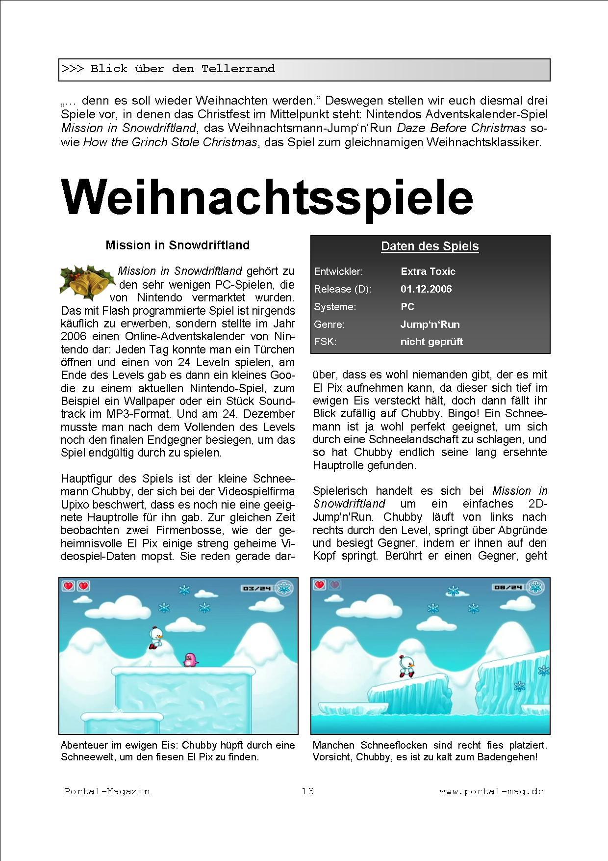 Ausgabe 11, Seite 13