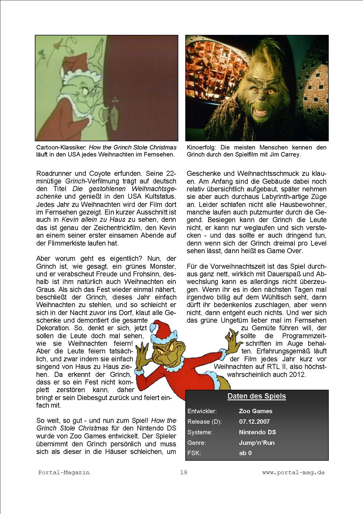 Ausgabe 11, Seite 18