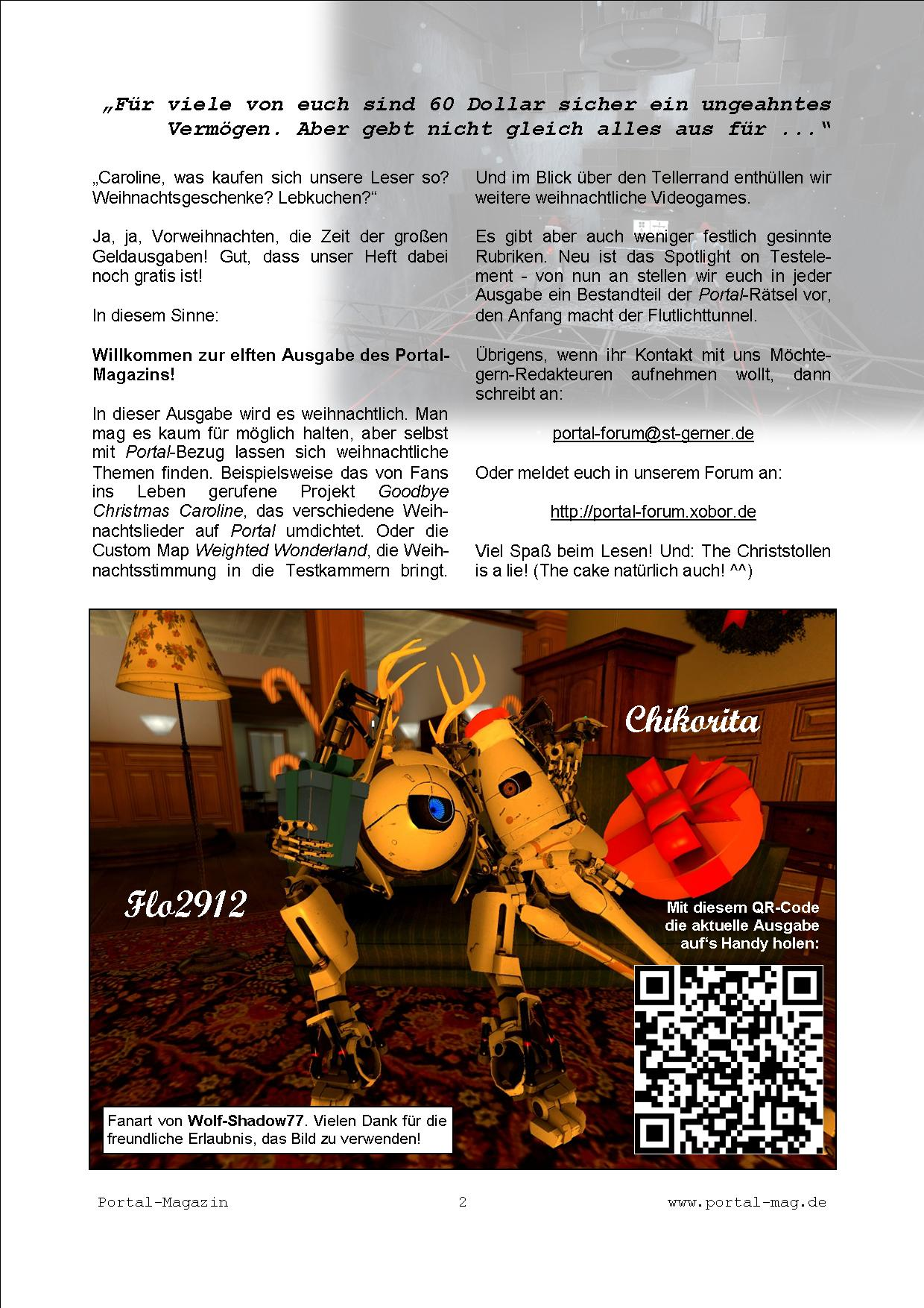 Ausgabe 11, Seite 2