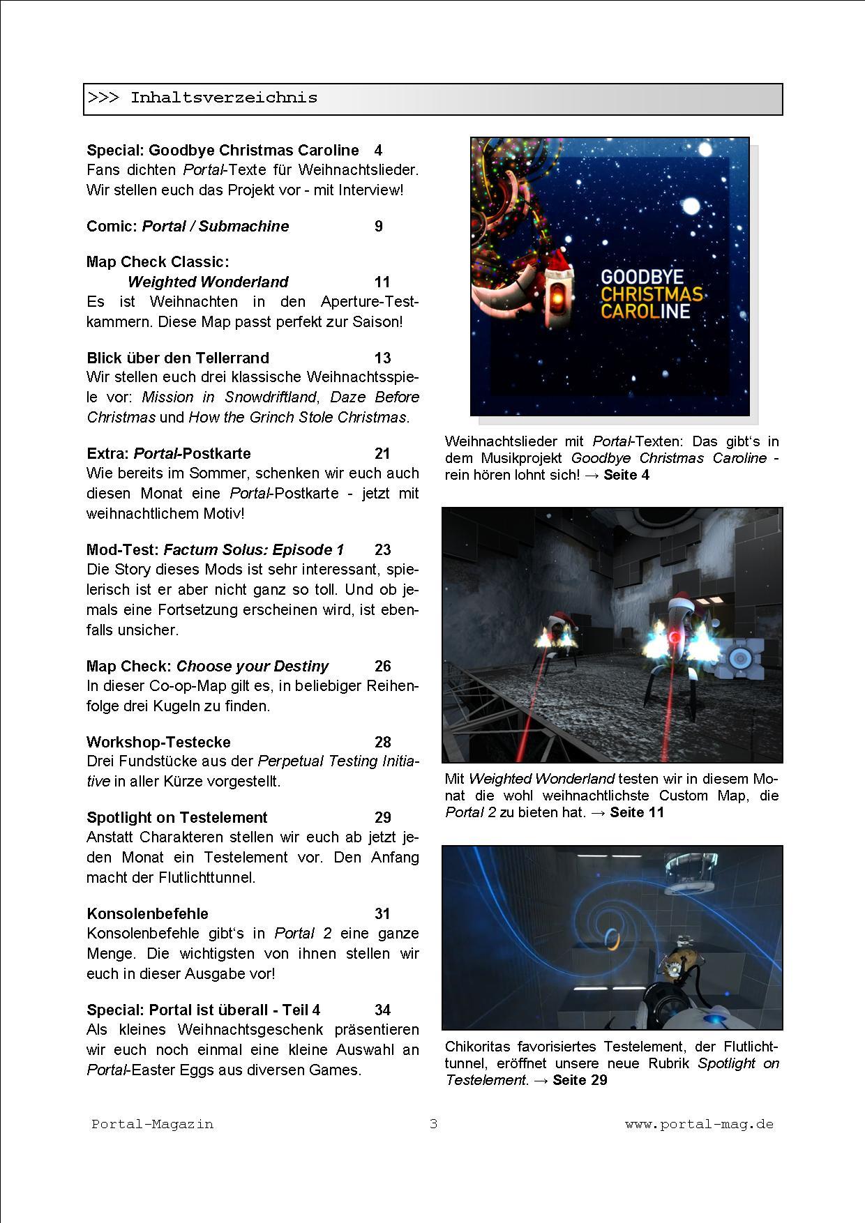 Ausgabe 11, Seite 3