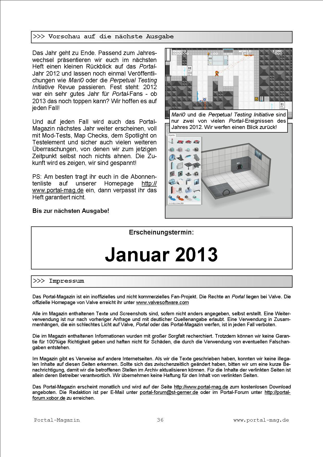 Ausgabe 11, Seite 36