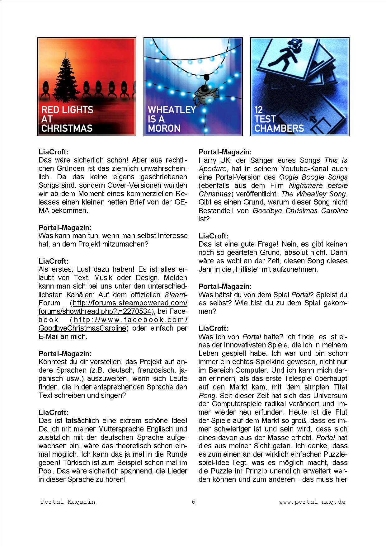Ausgabe 11, Seite 6