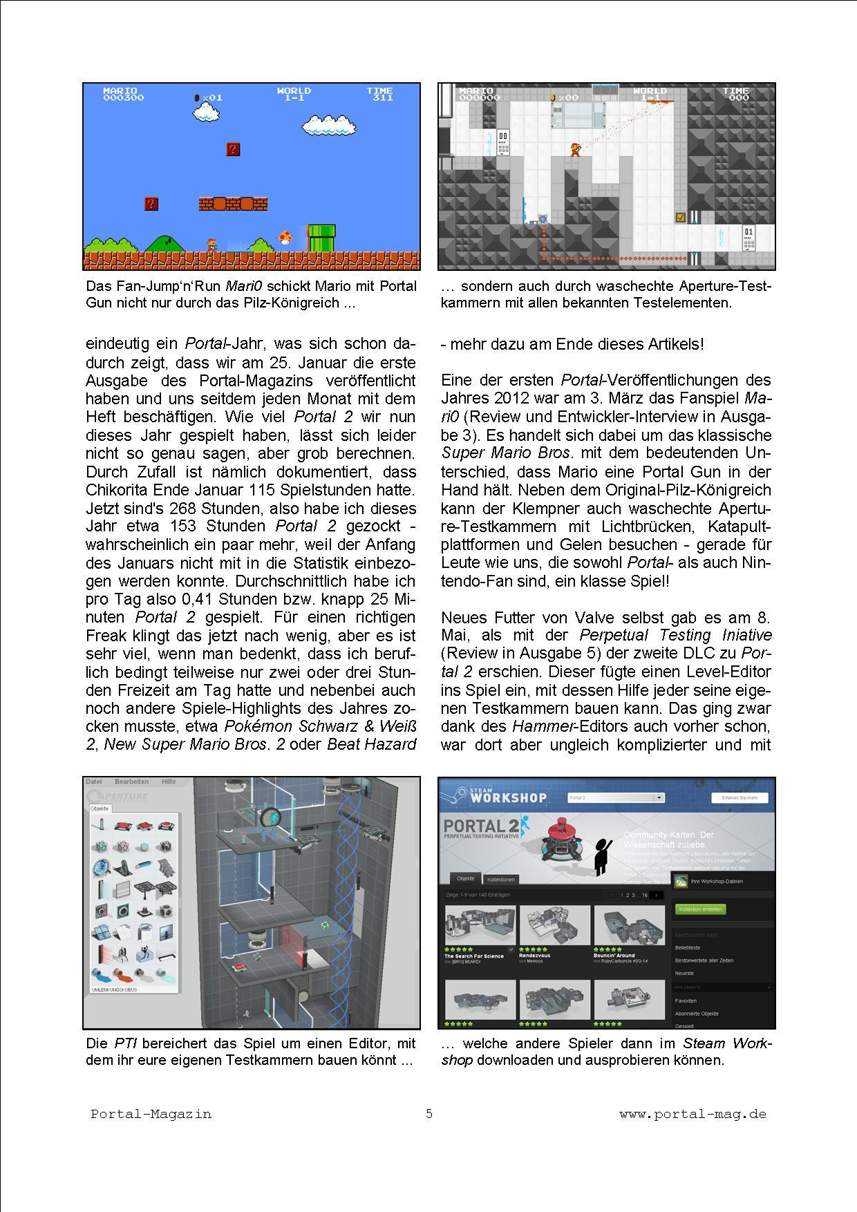 Ausgabe 12, Seite 5
