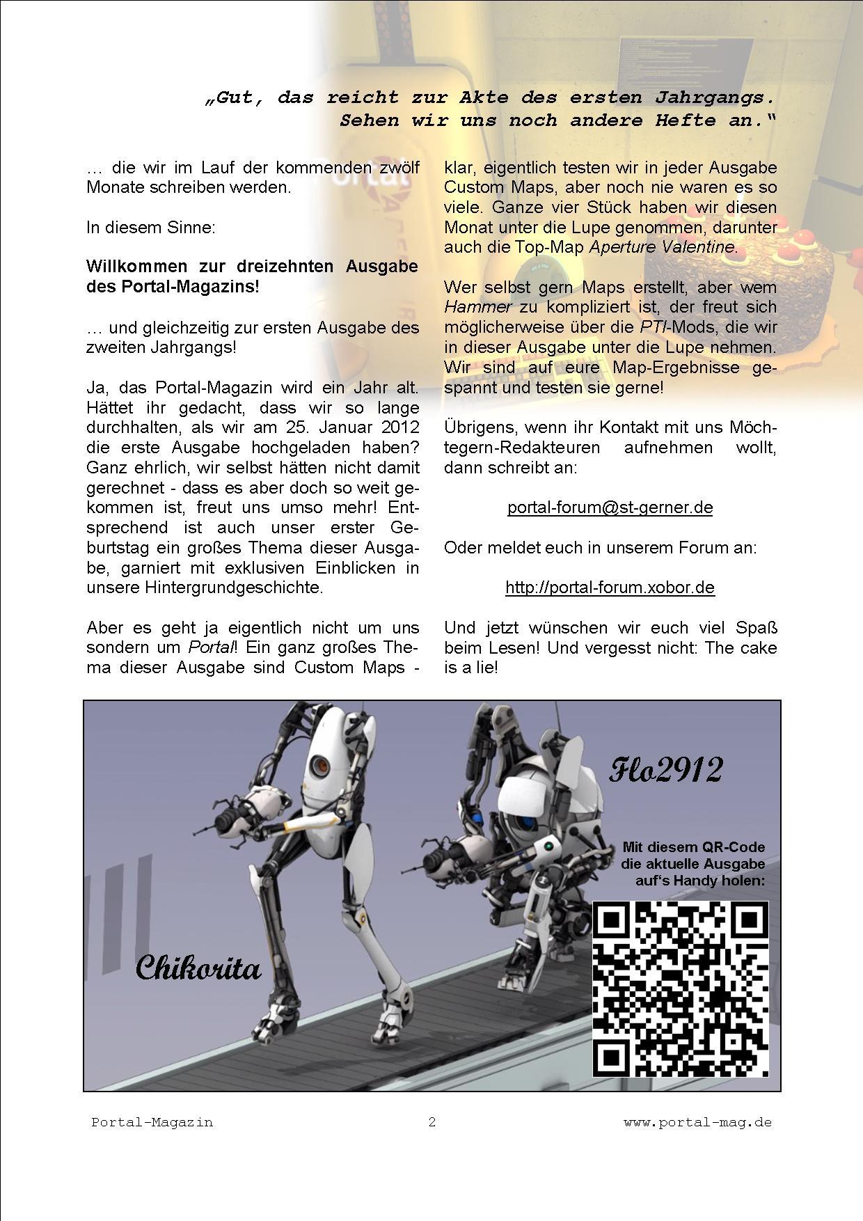 Ausgabe 13, Seite 2