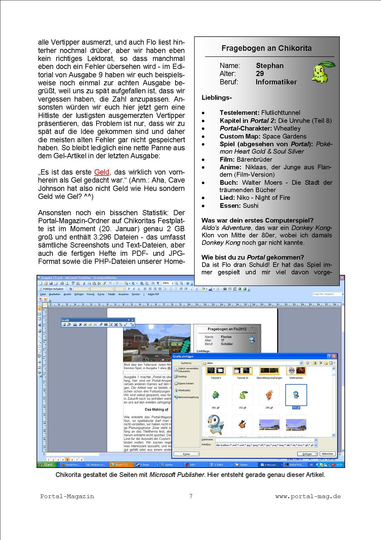 Ausgabe 13, Seite 7