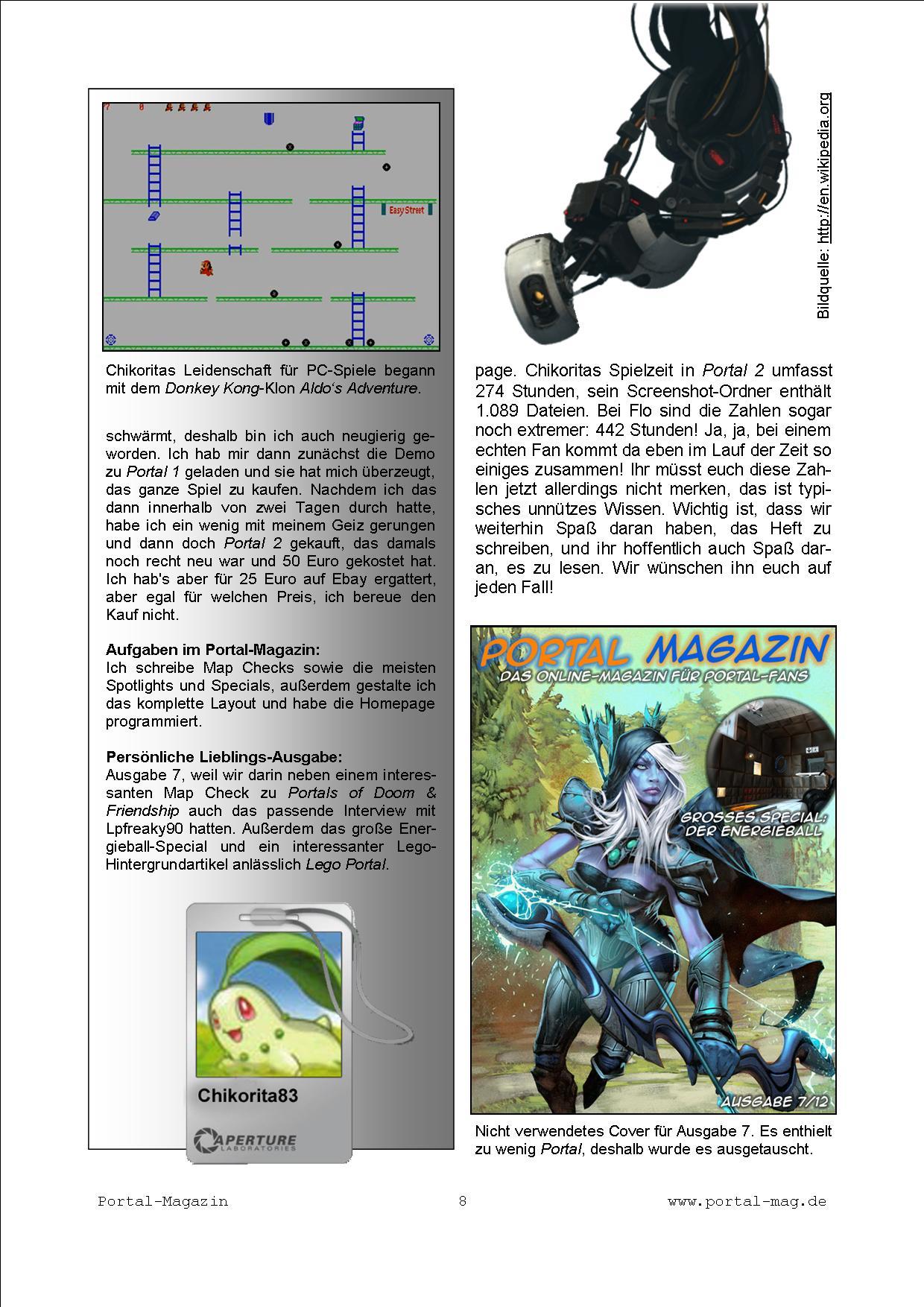 Ausgabe 13, Seite 8