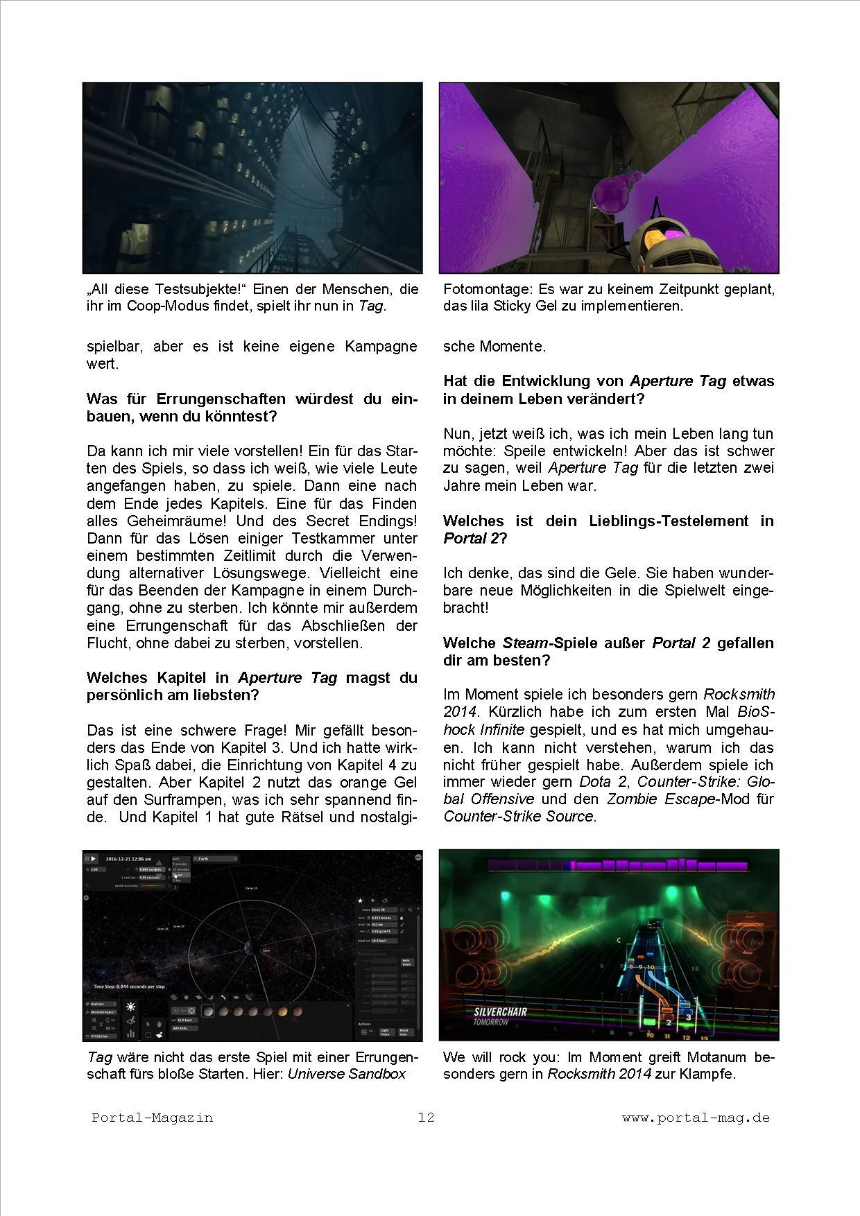 Ausgabe 26, Seite 12