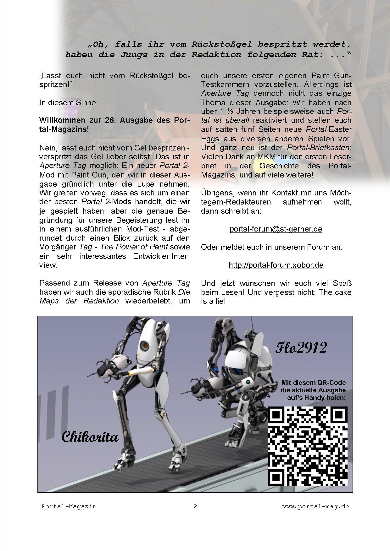 Ausgabe 26, Seite 2
