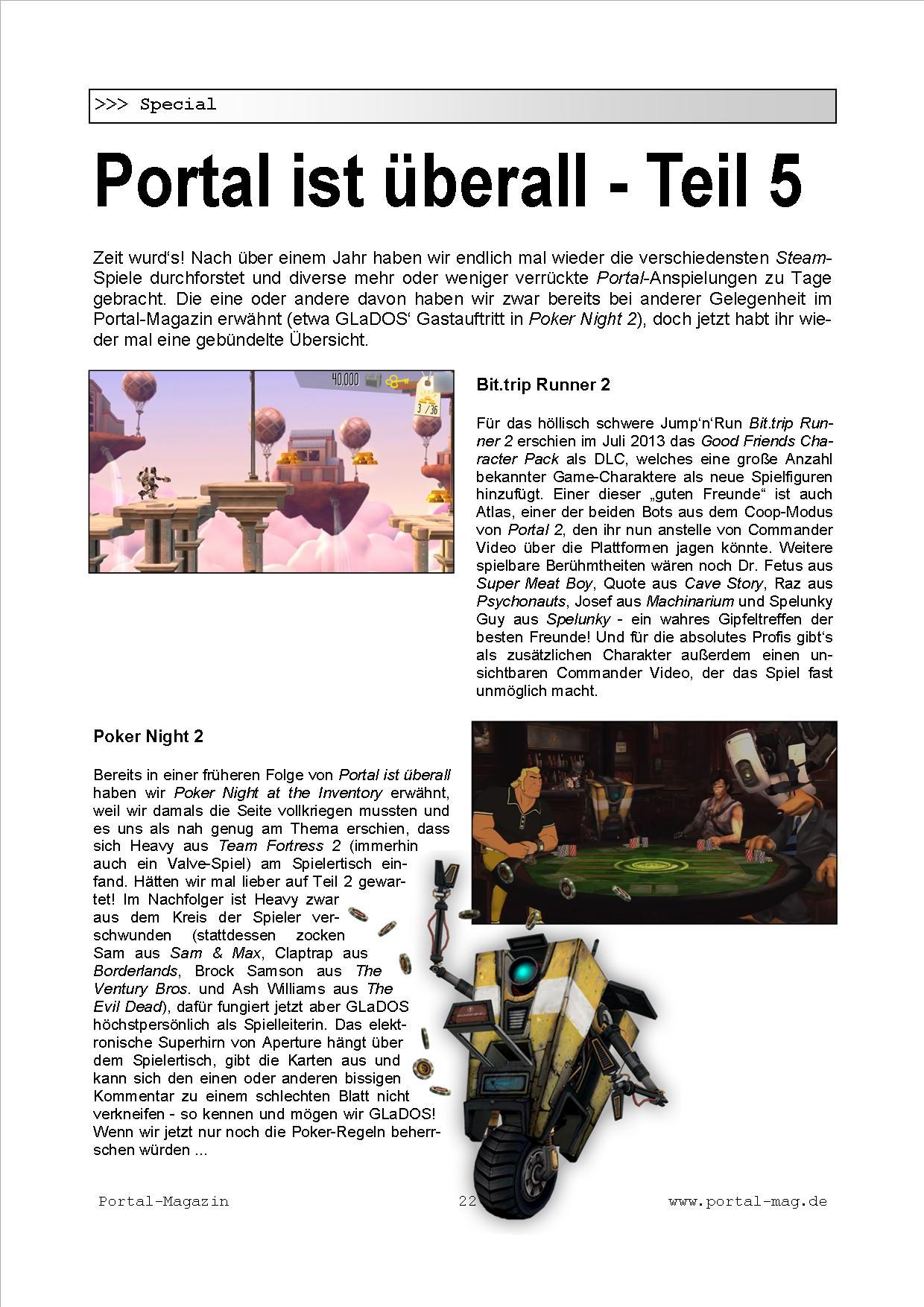 Ausgabe 26, Seite 22