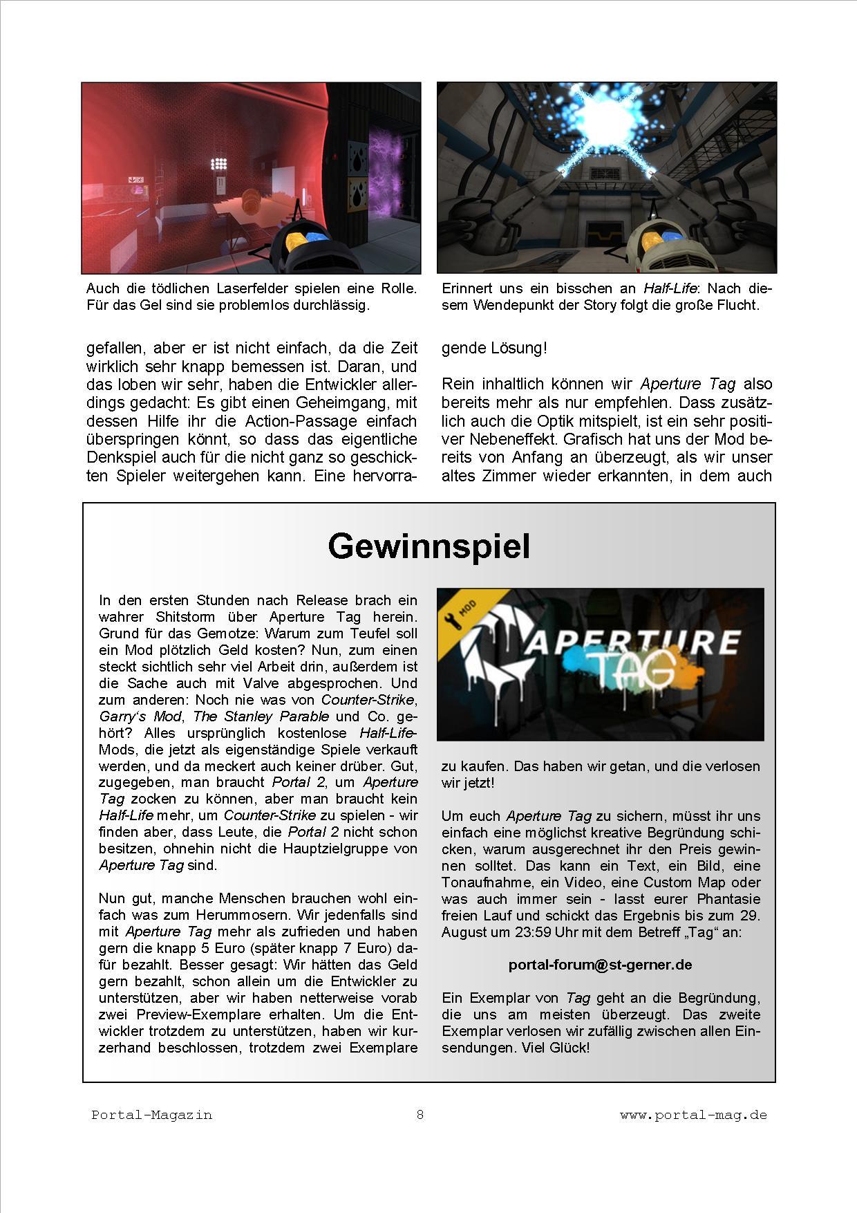 Ausgabe 26, Seite 8