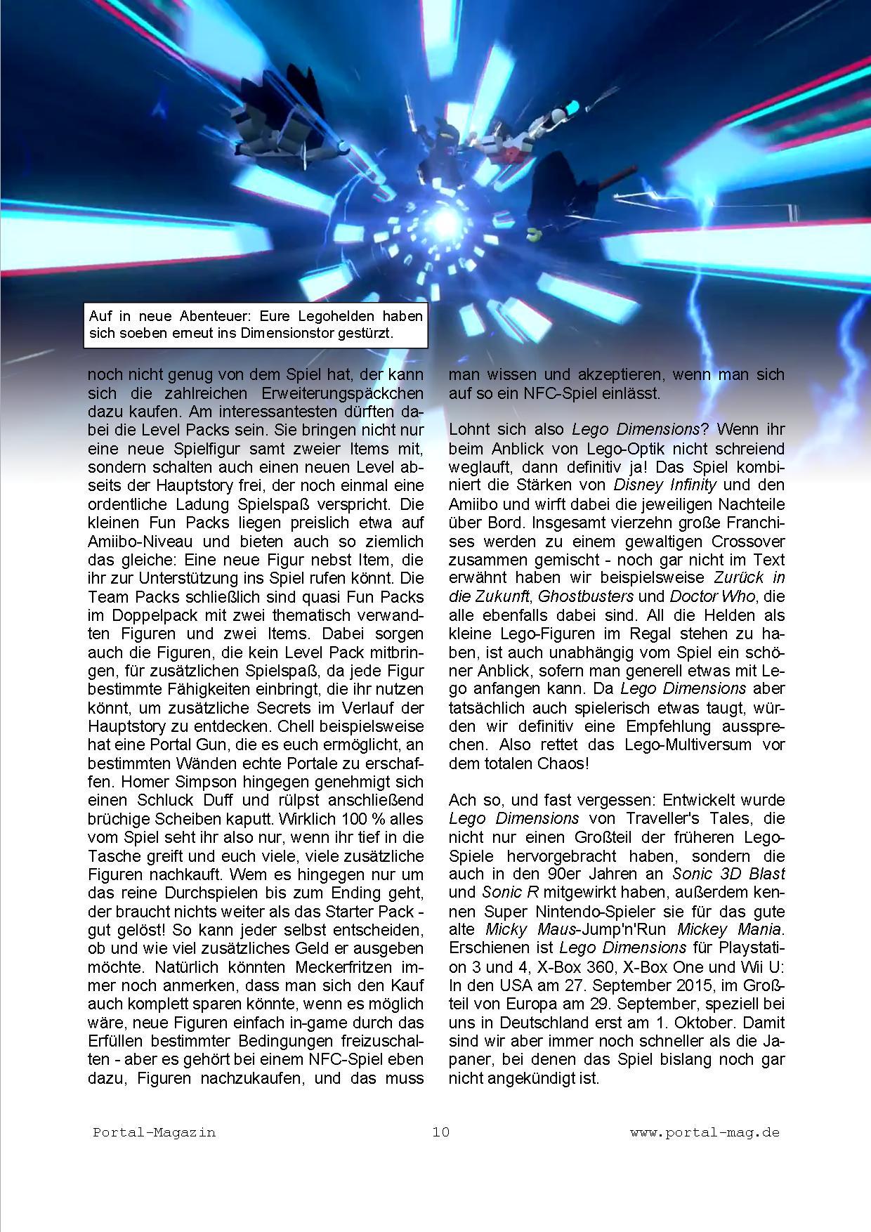 Ausgabe 32, Seite 10