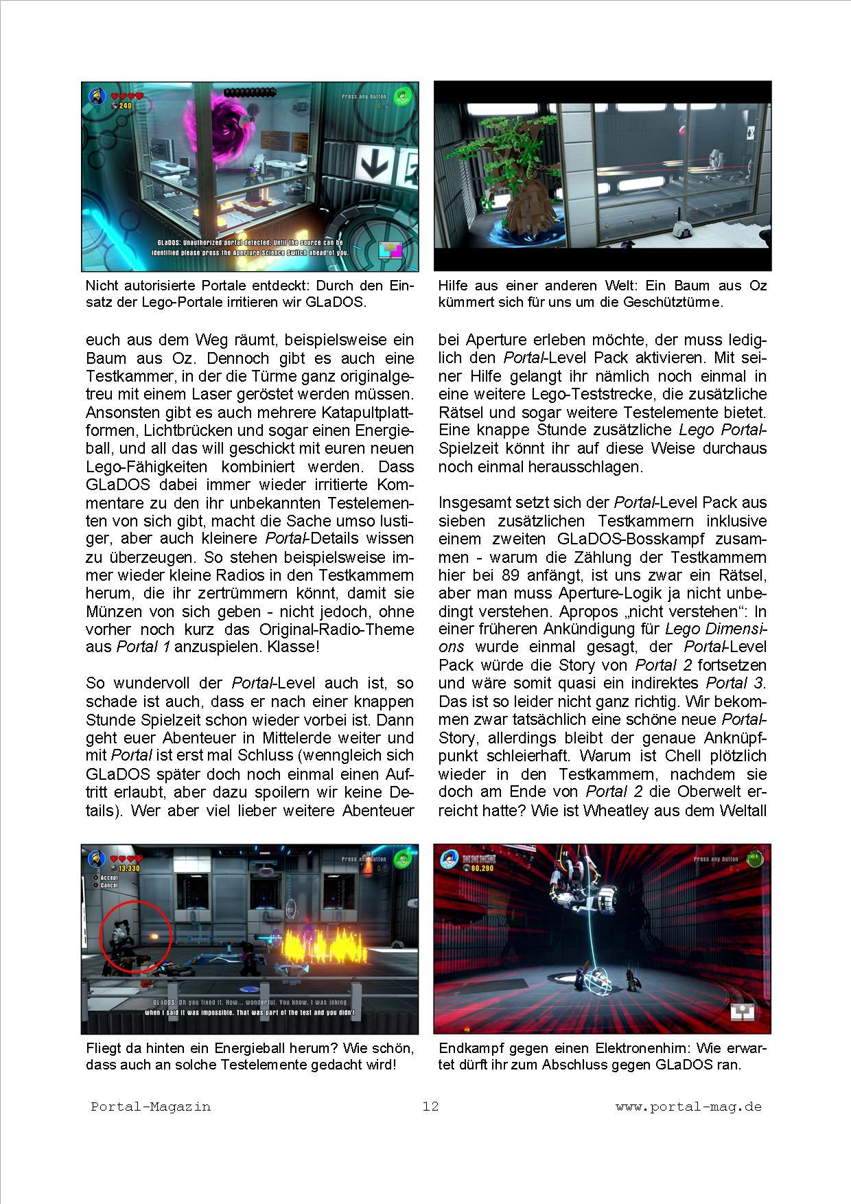 Ausgabe 32, Seite 12