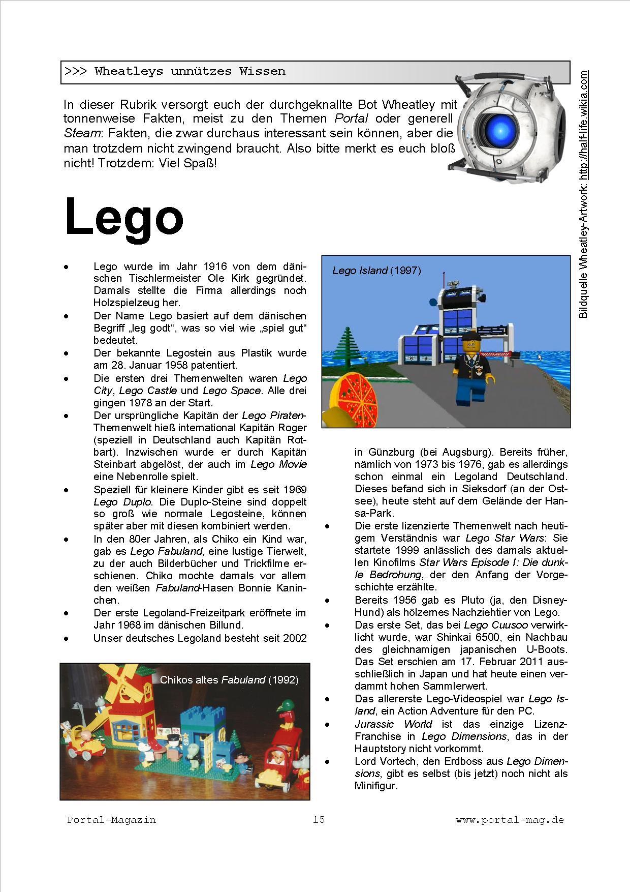 Ausgabe 32, Seite 15