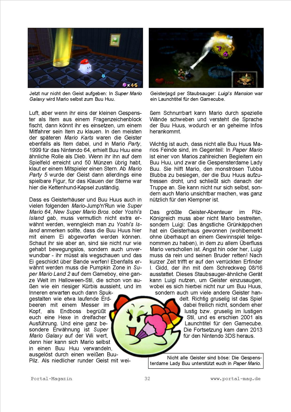 Ausgabe 32, Seite 32
