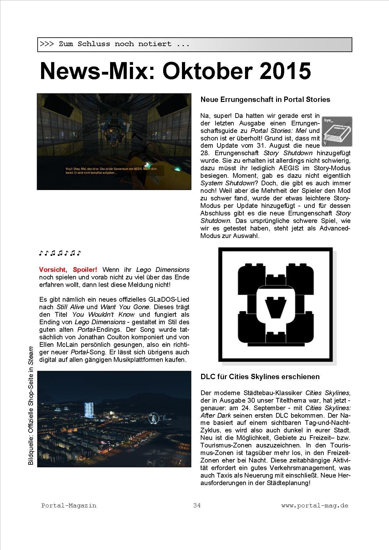 Ausgabe 32, Seite 34