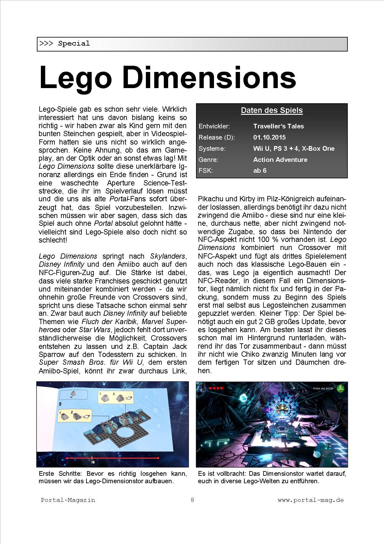 Ausgabe 32, Seite 8