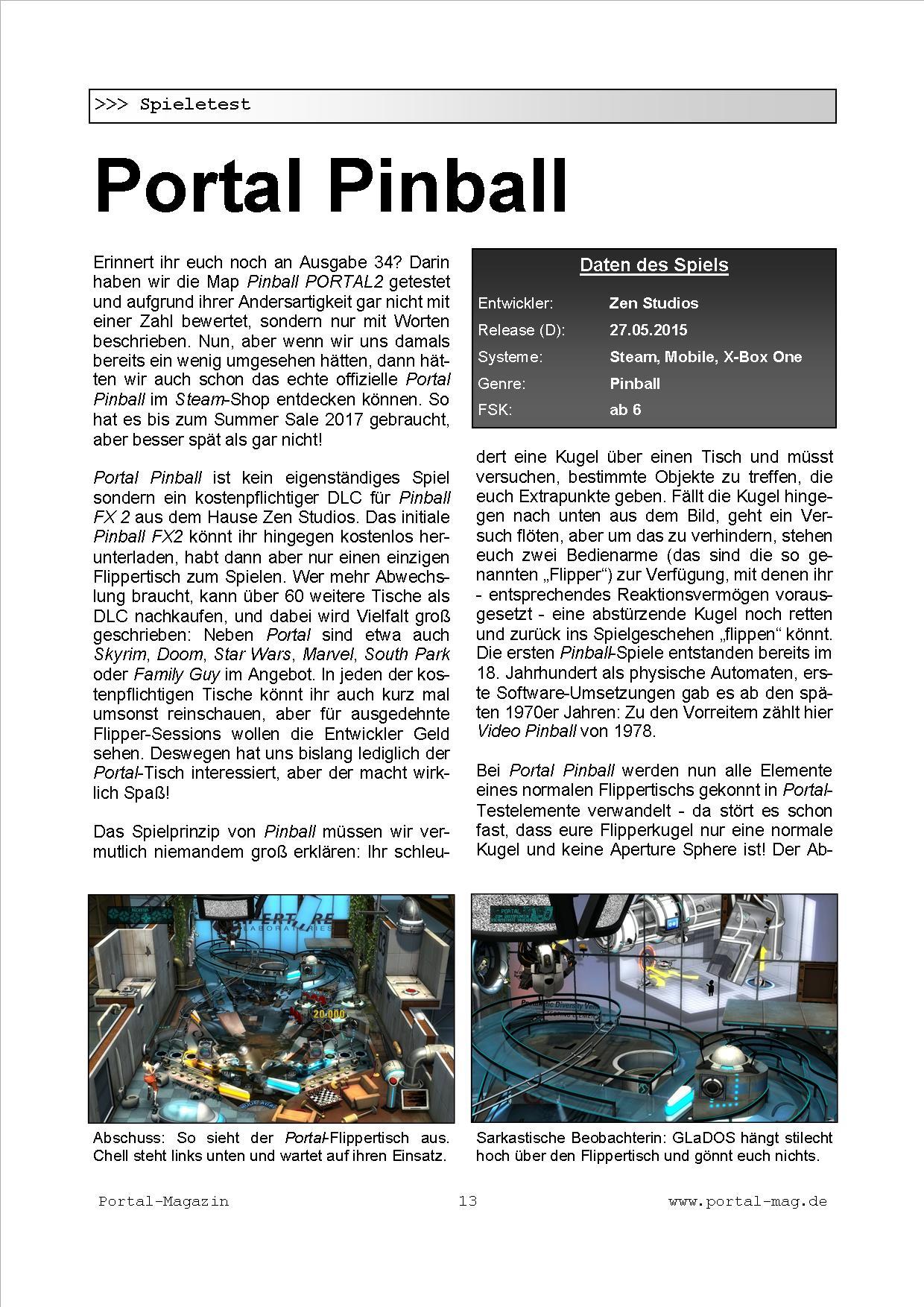 Ausgabe 37, Seite 13
